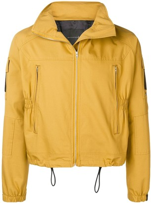 Mackintosh 0004 Mustard 0004 Technical Jacket