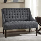 Charlton Home Chesterfield Button Tufted Settee