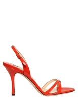 Jimmy Choo 85mm India Patent Leather Sandals