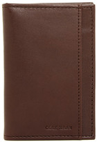 Cole Haan Classic Leather Folding Passcase