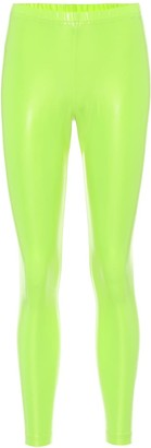 Junya Watanabe High-rise stretch leggings
