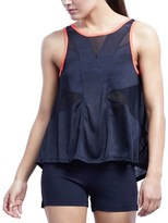 Zobha Everest Layered Mesh Singlet.
