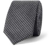 Thom Browne 5.5cm Puppytooth Wool Tie