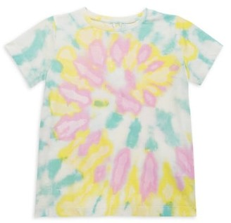 Stella McCartney Little Kid's Kid's Tie-Dyed Cotton Tee