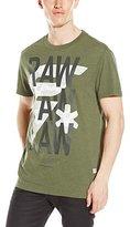 G Star Men's Ozep R T Short-Sleeve T-Shirt