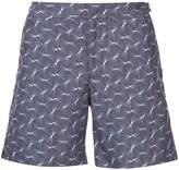 Orlebar Brown optical print shorts