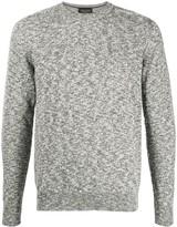 Roberto Collina space dye sweater