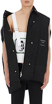 Raf Simons Men's Graphic Insulated Oversized Vest
