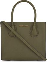 MICHAEL Michael Kors Mercer grained leather shoulder bag