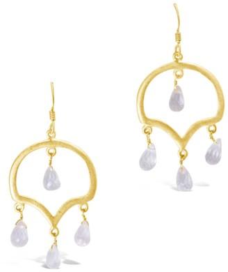 Gem Bazaar Jewellery Pretty In Pink Earrings