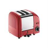 Dualit Classic Toaster - Red - 2 Slot