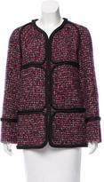 Chanel Cashmere Bouclé Jacket