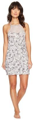 PJ Salvage Women's Vintage Floral Chemise Nightgown