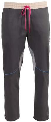 X Rhude Dark Shadow Drawstring Track Pants