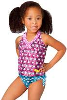 In Gear offered by LC Boutique In Gear Girls Wonder Woman Tankini Sizes 2T to 8