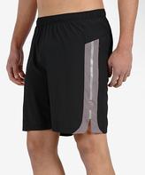 MPG Black & Charcoal Physique Shorts - Men's Regular