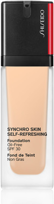 Shiseido Synchro Skin Self Refreshing Foundation 30Ml 140 Porcelain