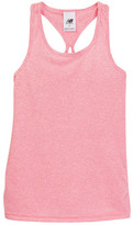 New Balance Fashion Core Tank (Little Girls & Big Girls)