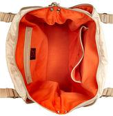 Sondra Roberts Handbag, Nylon Weekender Bag