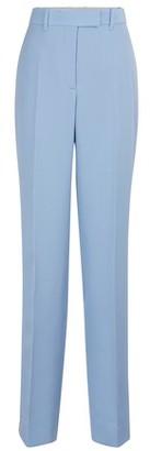 Calvin Klein Straight-leg wool pants