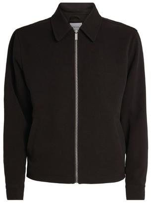 Frame Zip-Up Lounge Jacket