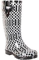 NOMAD Puddles Rubber Rain Boots - Trellis