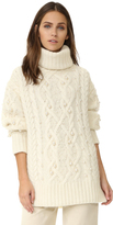 Rachel Zoe Polly Turtleneck Sweater