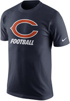 Nike Men's Chicago Bears Facility T-Shirt