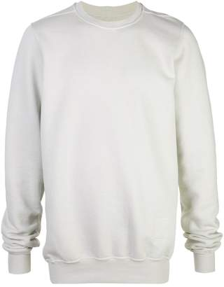 Rick Owens relaxed fit jumper