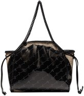 Stella McCartney Falabella transparent PVC tote bag