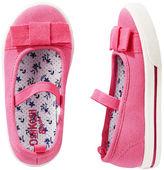 Osh Kosh OshKosh Pink Bow Flats
