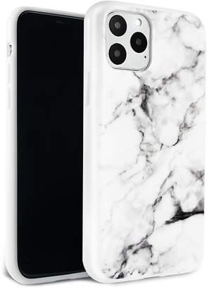 Felony Case White Polished Marble iPhone 11 Pro Case