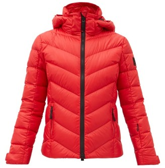 Bogner Fire & Ice Sassy Quilted Down Ski Jacket - Red