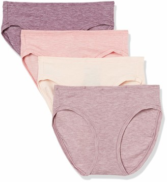 Amazon Essentials Breathable Light-weight Bikini Panty Underwear