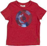 Ben Sherman Graphic Tee (Toddler/Kid) - Rio Red Marl-6/7 Years