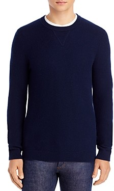 Michael Kors Stitch Sport Crewneck Sweater