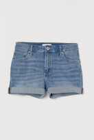 Thumbnail for your product : H&M Denim shorts