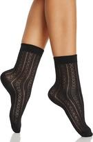 Ralph Lauren Vertical Diamond Trouser Socks