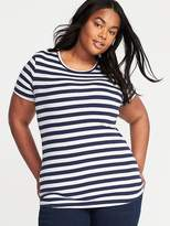 Old Navy Slim-Fit Plus-Size Crew-Neck Tee