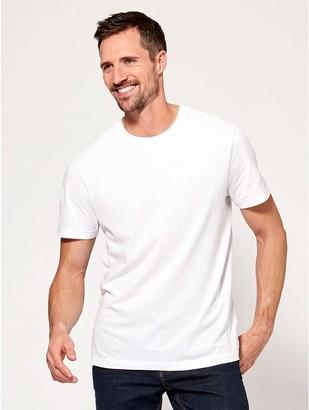 M&Co Plain crew neck t-shirt