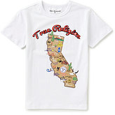 True Religion Big Boys 8-20 Cali Short-Sleeve Graphic Tee