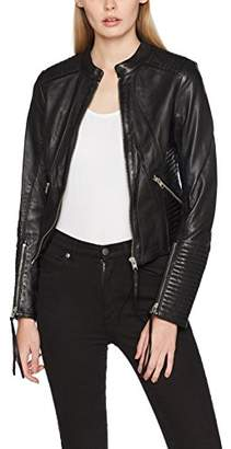 Tigha Women's Nastia Jacket, (Black 900), X-Large