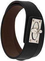 Givenchy 'Shark' wraparound bracelet