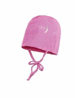 maximo Baby Girls' Beanie Gestreift Hat