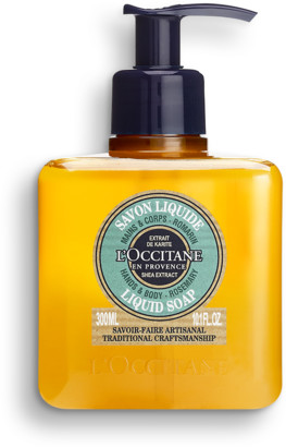L'Occitane Shea Hands & Body Rosemary Liquid Soap