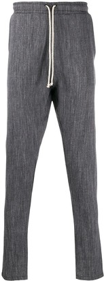 Alchemy Tapered Drawstring Trousers