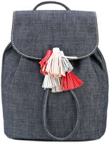 Rebecca Minkoff Sofia drawstring backpack - women - Cotton - One Size