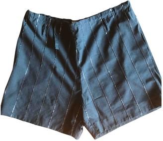 Brunello Cucinelli \N Grey Wool Shorts