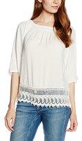 Vero Moda Women's Angalina 3/4 Sleeve Shirt