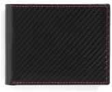 Johnston & Murphy Men's Slimfold Wallet - Black